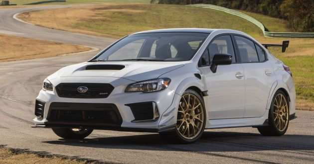 84 Best 2019 Subaru Impreza Wrx New Review