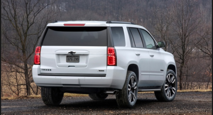 84 Best 2020 Chevy Tahoe Z71 Ss Style