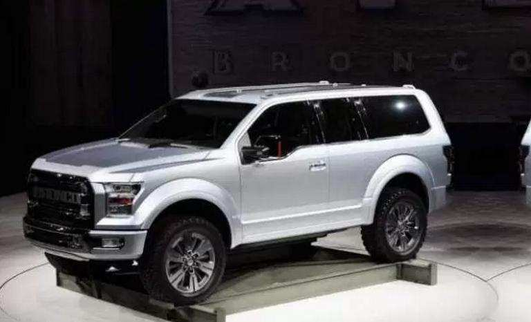 84 Best 2020 Ford Bronco Xlt Price And Review
