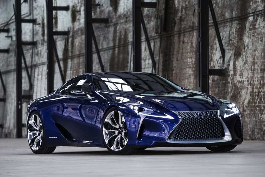 84 Best 2020 Lexus Lf Lc Redesign And Concept