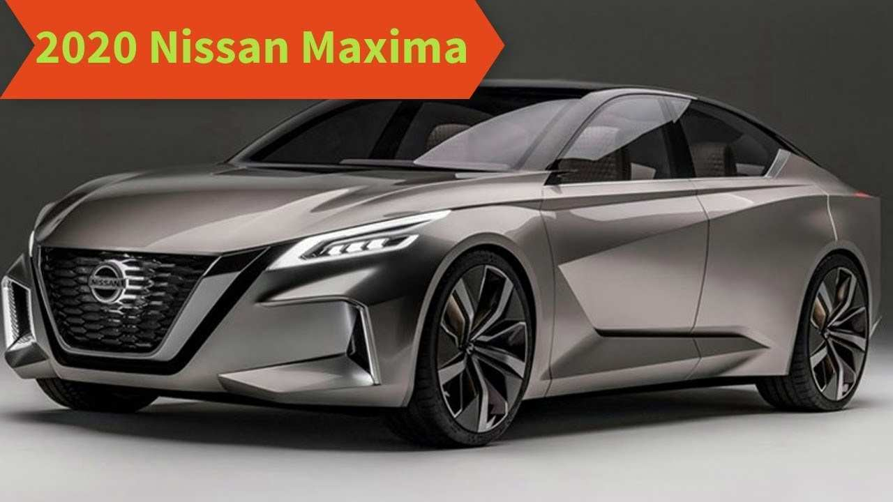 84 Best 2020 Nissan Maxima New Review