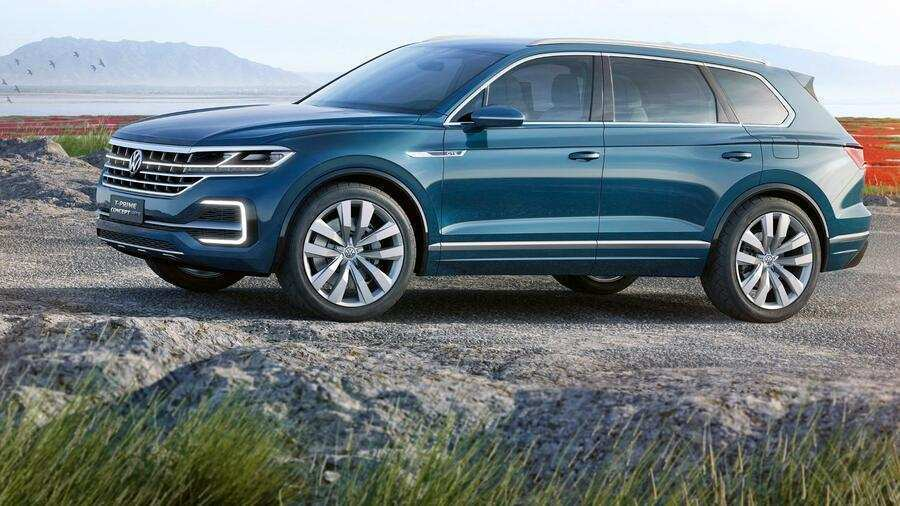 84 Best 2020 VW Touareg Redesign And Review