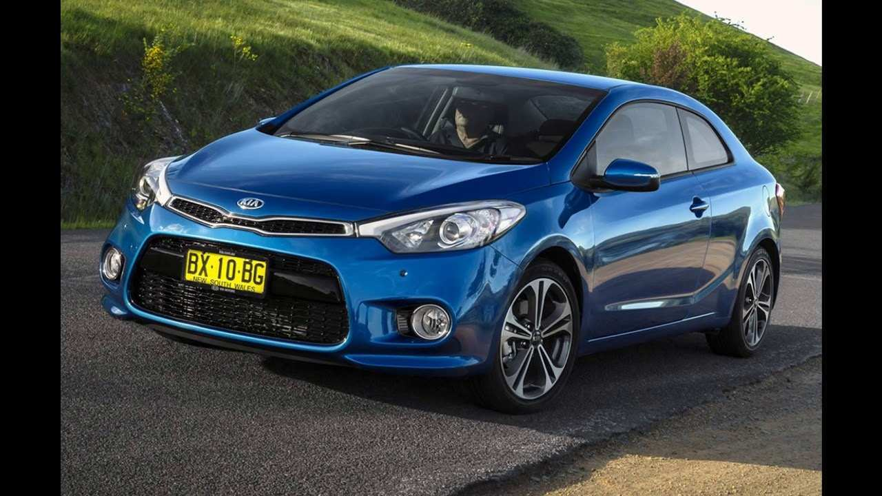 84 Best Kia Koup 2019 Price
