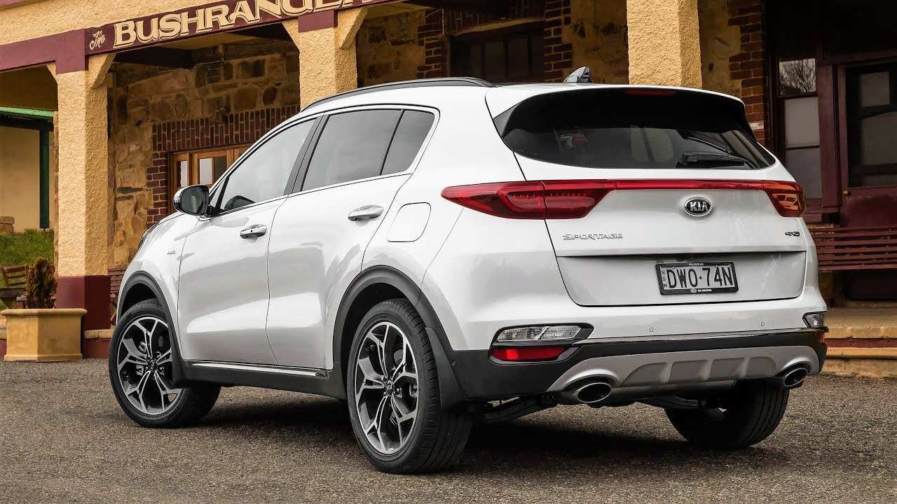 84 Best Kia Sportage Gt Line 2019 Engine
