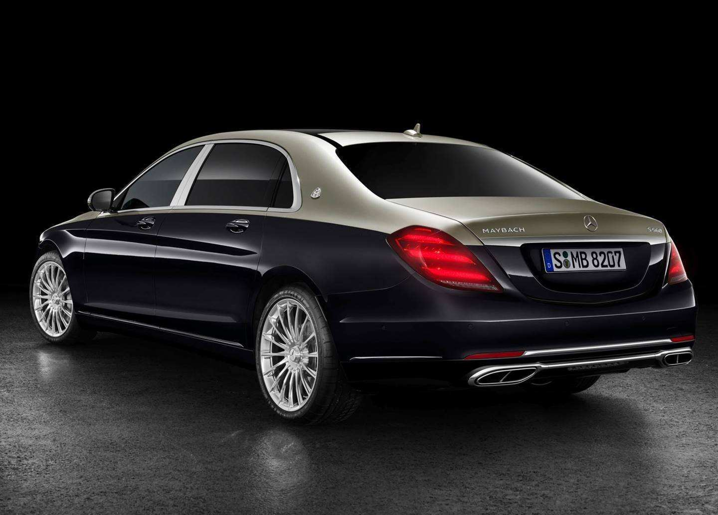 84 Best Mercedes Maybach Suv 2019 Overview