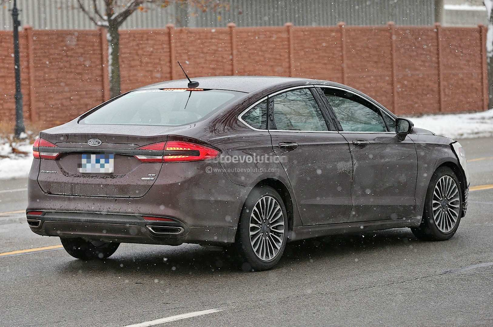 84 Best Spy Shots Ford Fusion Price Design And Review