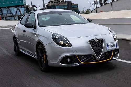 84 New 2019 Alfa Romeo Giulietta Price Design And Review