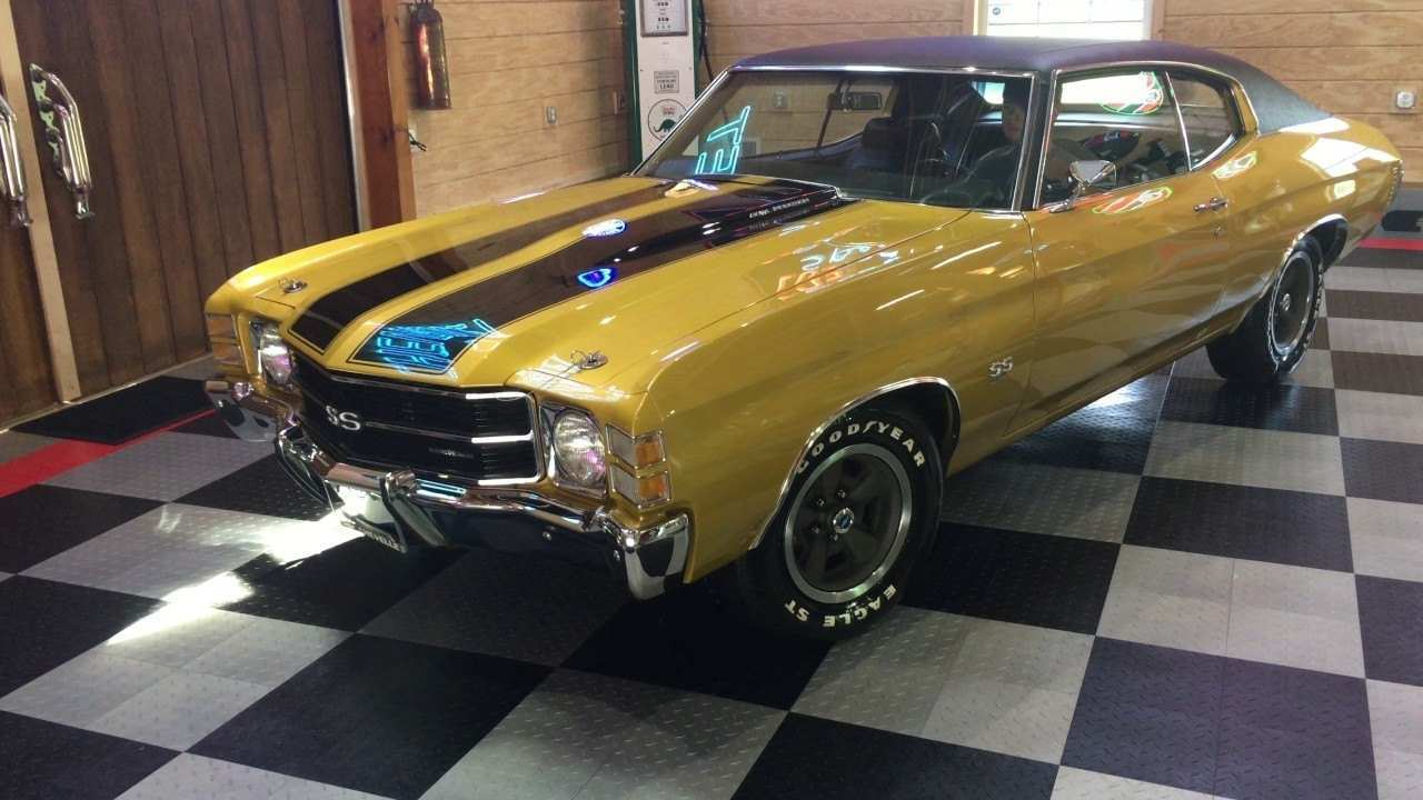 84 New 2019 Chevy Chevelle Style