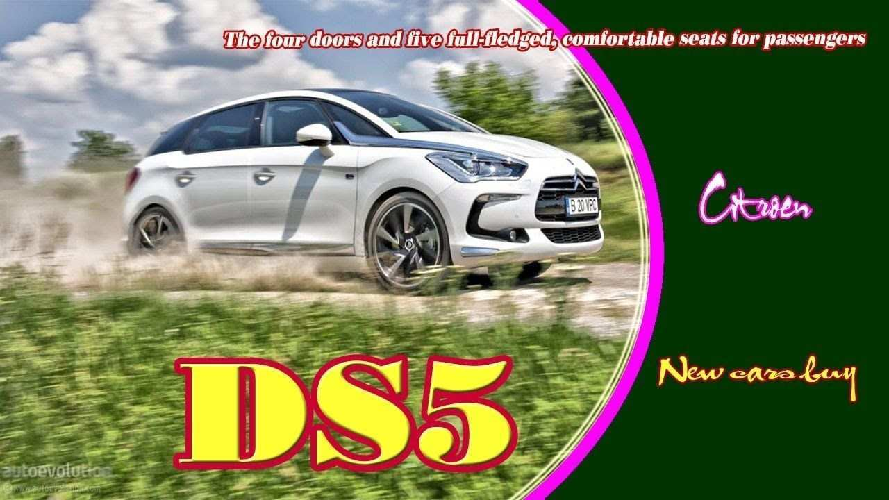 84 New 2019 Citroen DS5 Picture