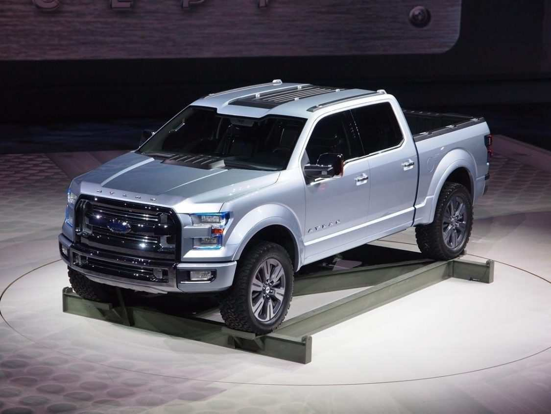 84 New 2019 Ford Atlas Redesign
