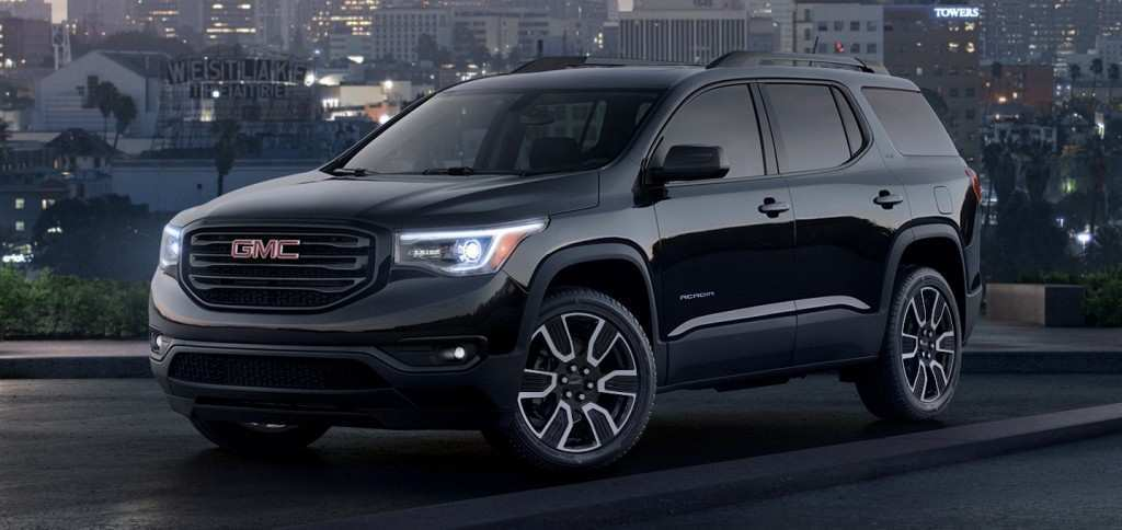 84 New 2019 Gmc Acadia Denali Pictures