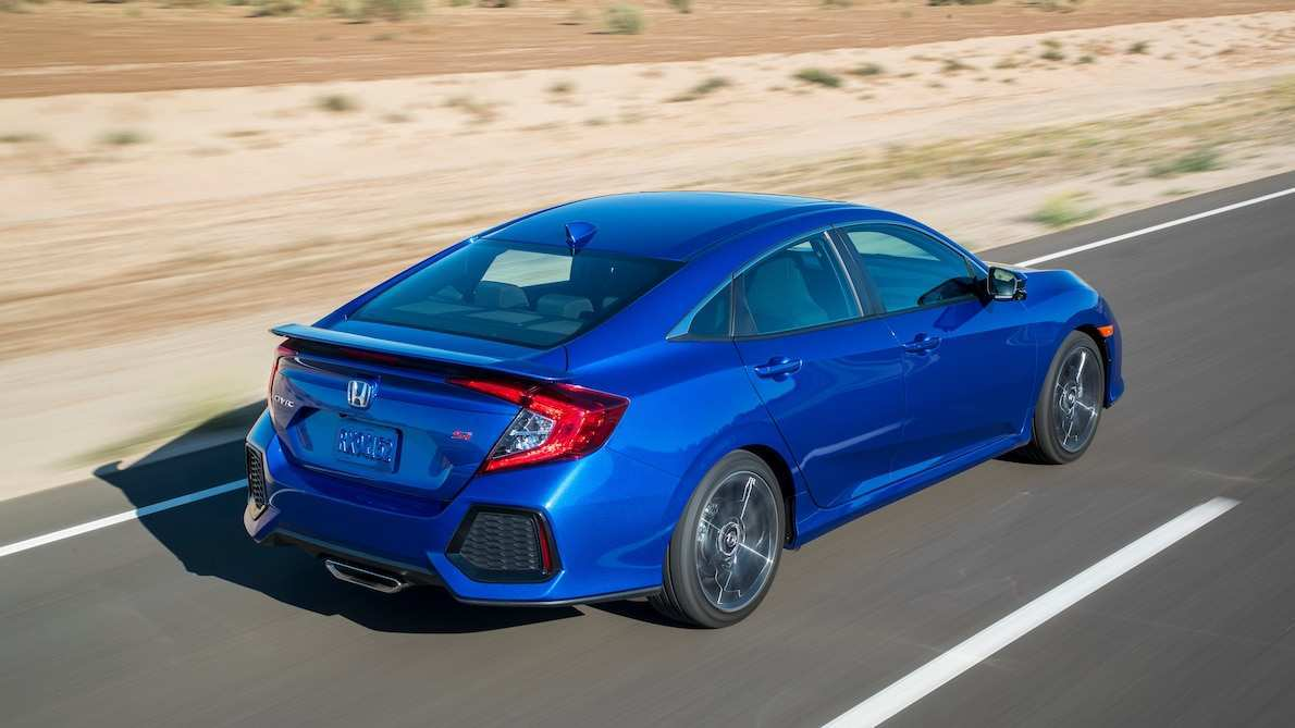 84 New 2019 Honda Civic Si Pricing
