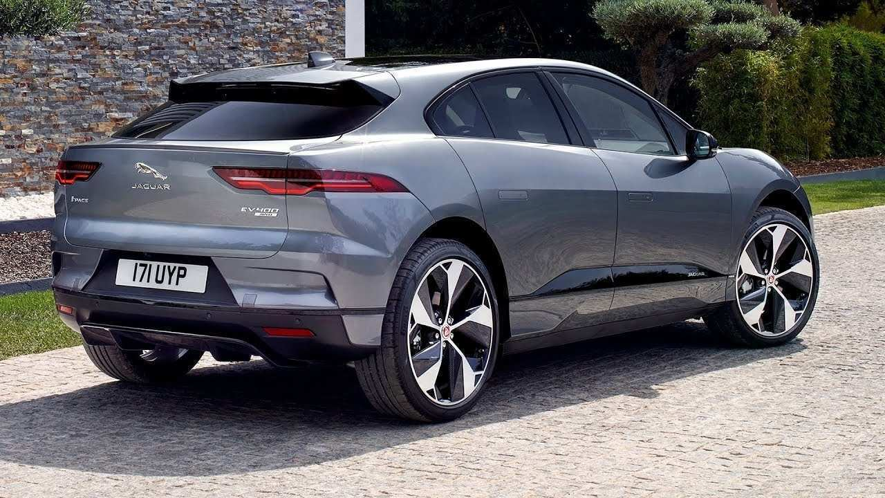 84 New 2019 Jaguar I Pace Release Date Specs And Review