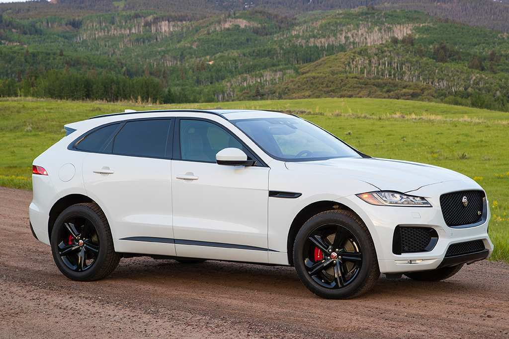 84 New 2019 Jaguar I Pace Review First Drive