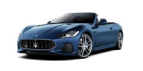 84 New 2019 Maserati Granturismo Speed Test