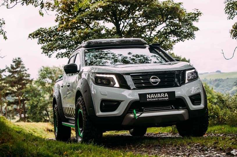84 New 2019 Nissan Navara Redesign