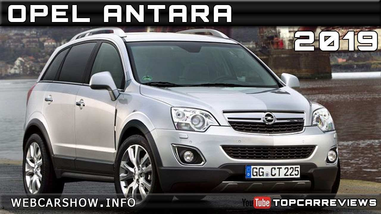84 New 2019 Opel Antara Wallpaper
