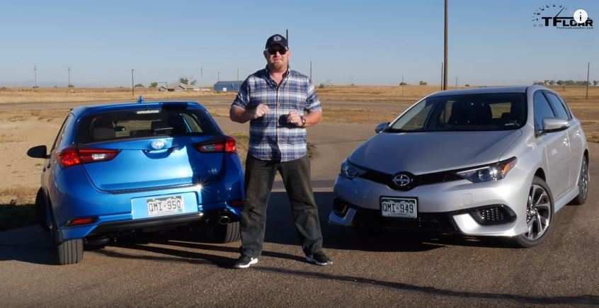 84 New 2019 Scion IM Concept And Review