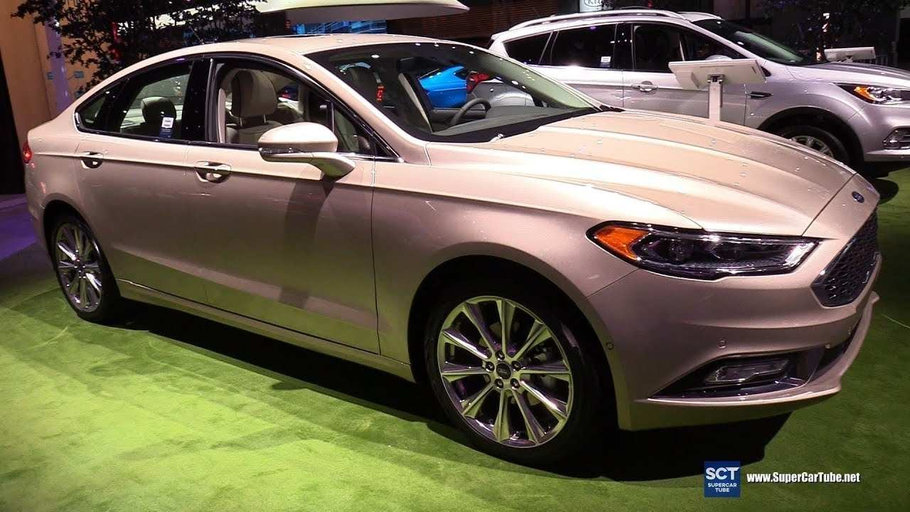 84 New 2019 The Spy Shots Ford Fusion Picture