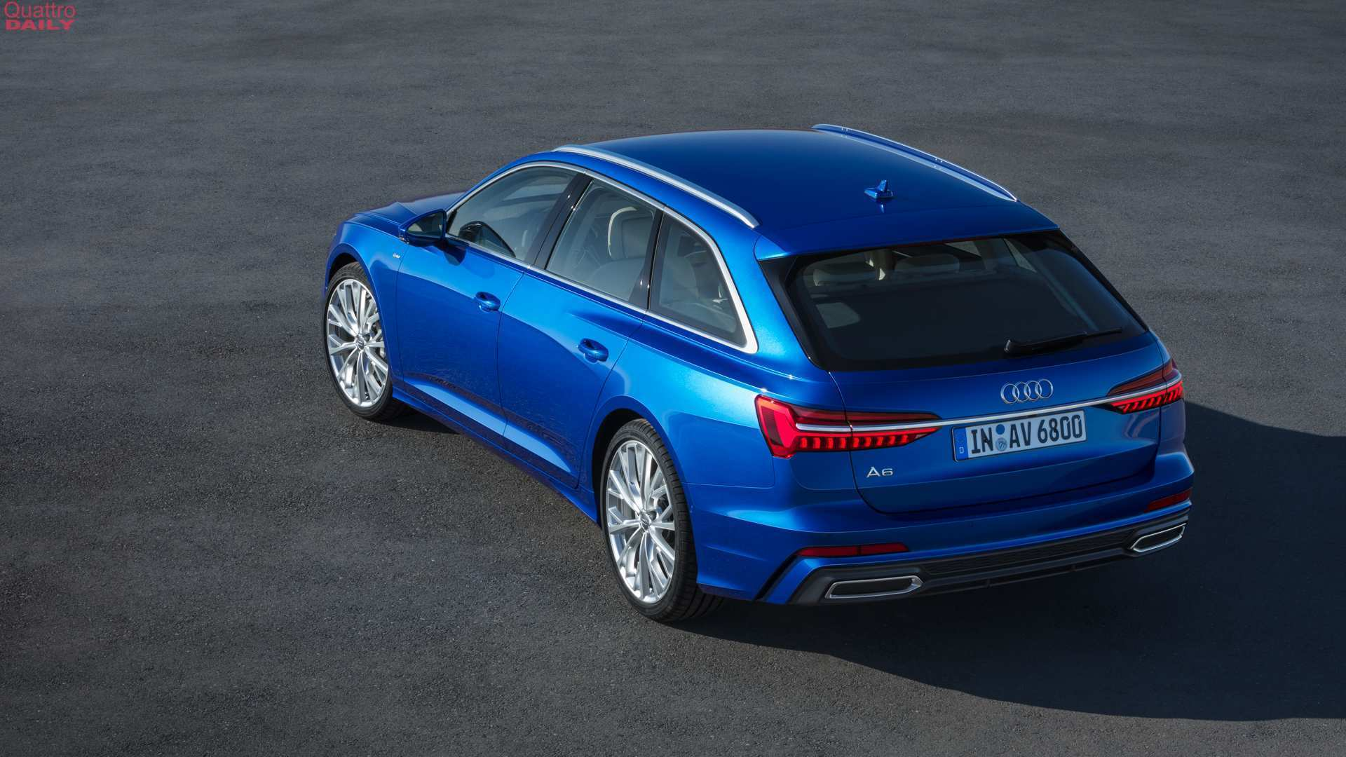 84 New 2020 Audi A6 Review And Release Date