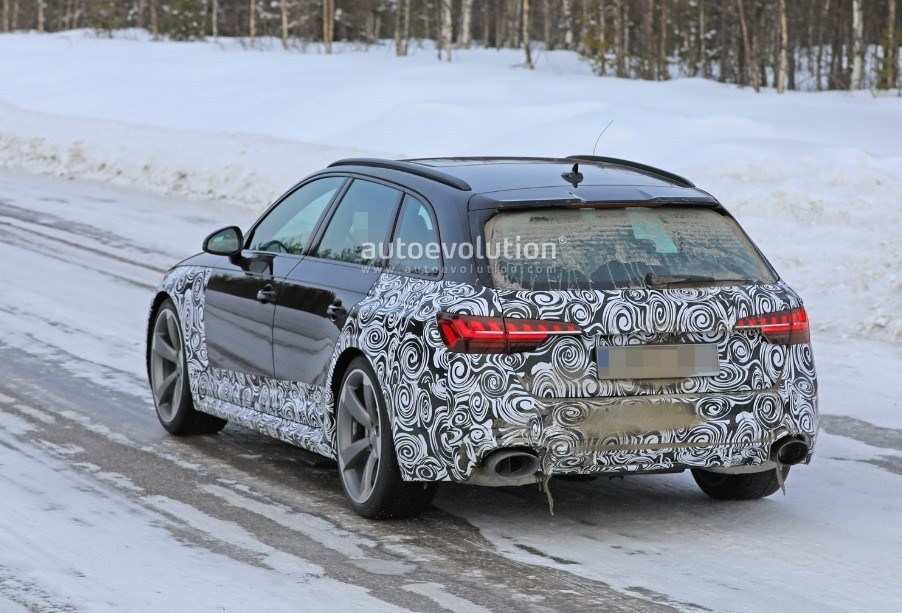 84 New 2020 Audi Rs4 Release