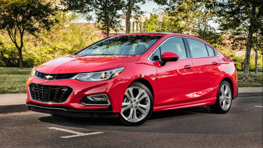 84 New 2020 Chevy Cruze Research New