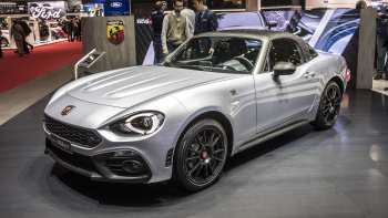 84 New 2020 Fiat Spider Exterior And Interior
