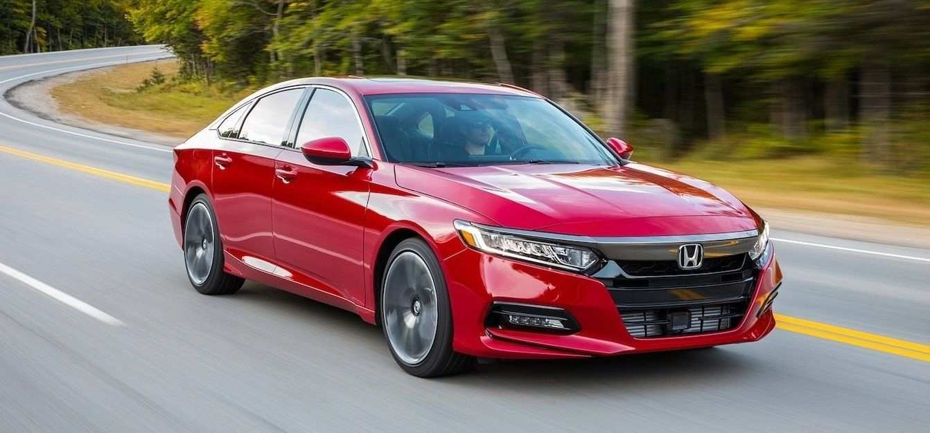 84 New 2020 Honda Accord Coupe Sedan Images