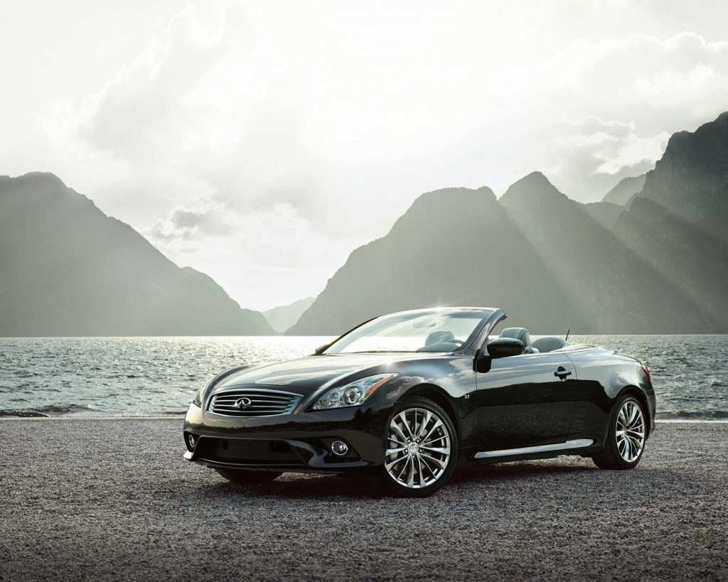 84 New 2020 Infiniti Q60 Coupe Convertible Redesign And Concept