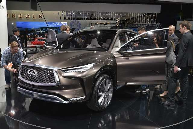 84 New 2020 Infiniti QX50 Performance