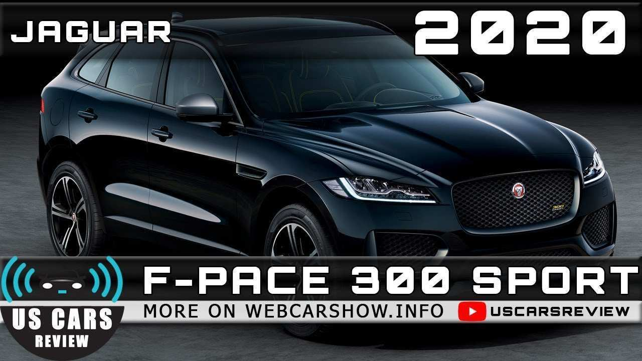 84 New 2020 Jaguar Suv New Review