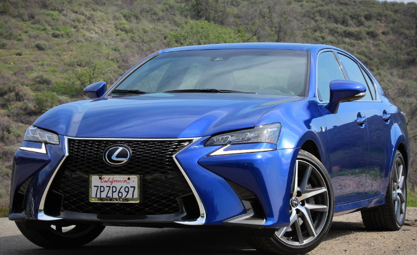 84 New 2020 Lexus GS F Model