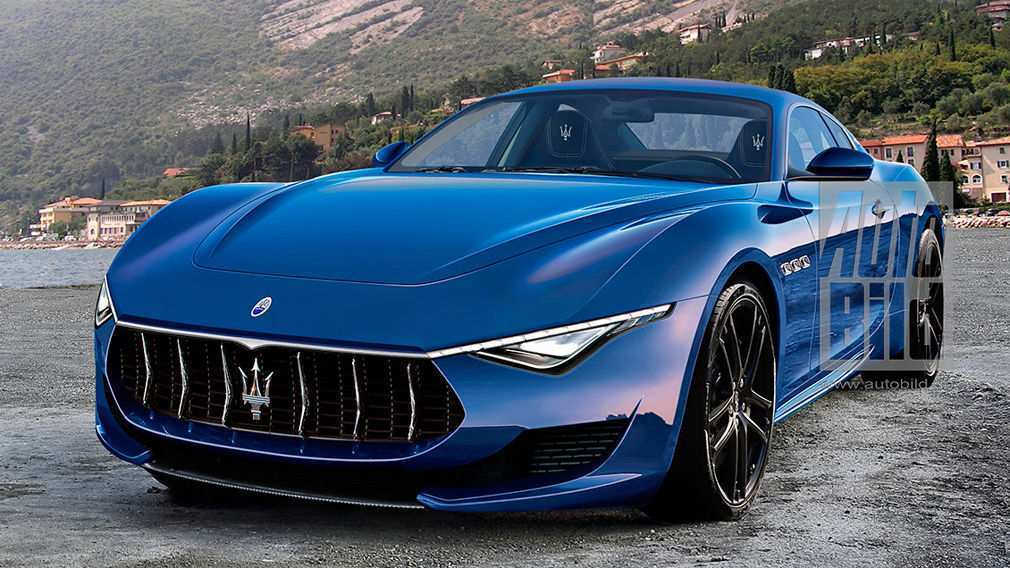 84 New 2020 Maserati Alfieris Performance