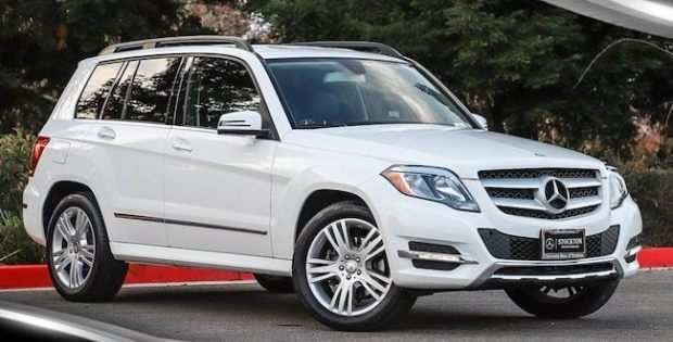 84 New 2020 Mercedes GLK Redesign And Review