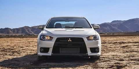 84 New 2020 Mitsubishi Evo Research New
