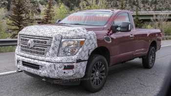 84 New 2020 Nissan Titan New Model And Performance