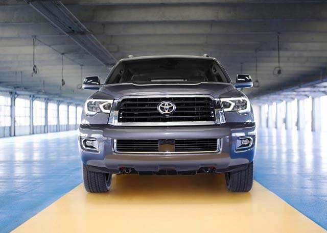84 New 2020 Toyota Sequoias Price And Review