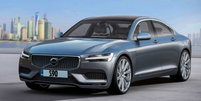 84 New 2020 Volvo S90 Spesification