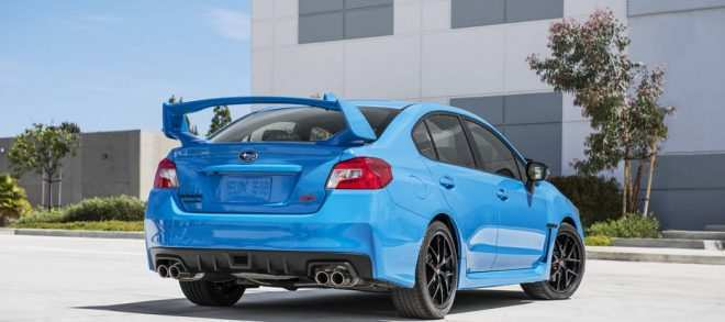84 New 2020 Wrx Sti Hyperblue Pricing