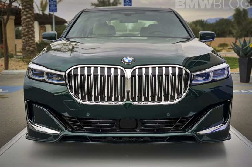 84 New BMW B7 Alpina 2020 Reviews