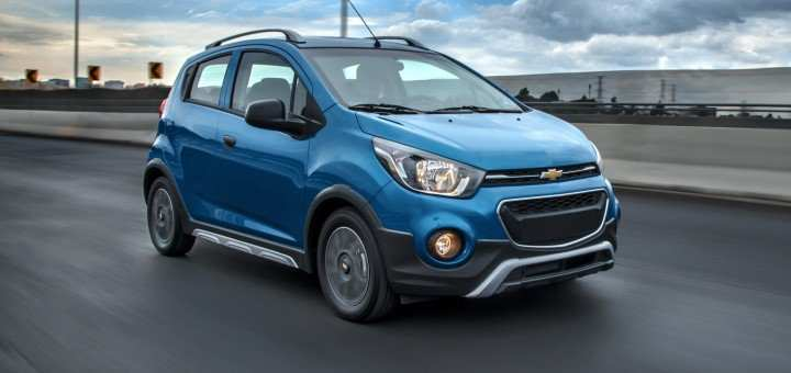 84 New Chevrolet Spark Gt 2020 First Drive