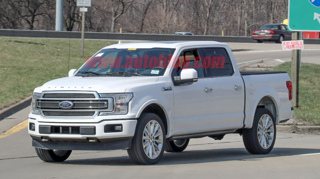 84 New Ford F150 Redesign 2020 Review And Release Date