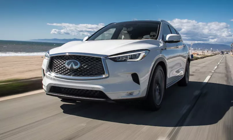 84 New Infiniti Qx50 2020 First Drive