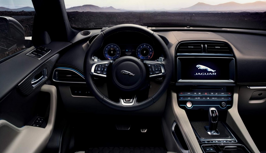 84 New Jaguar F Pace 2020 Interior Release