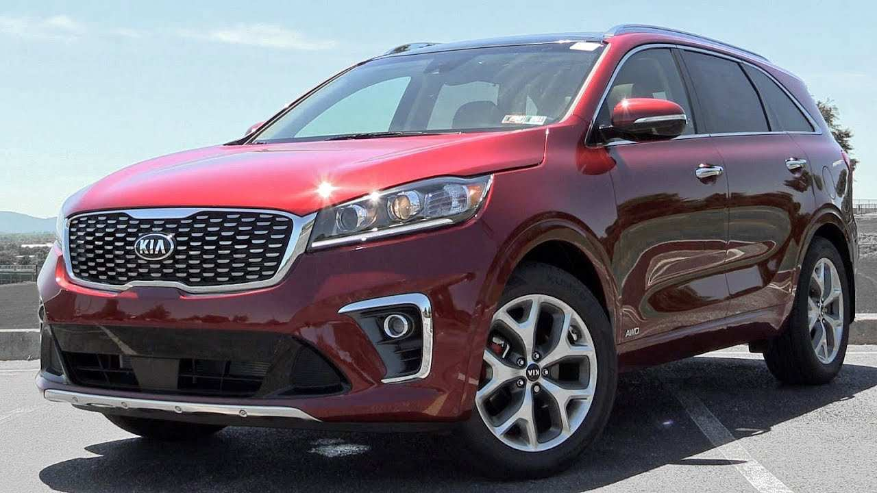 84 New Kia Sorento 2019 Video Review And Release Date