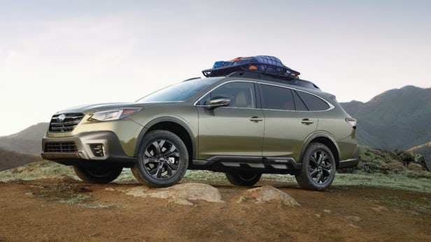 84 New New Generation 2020 Subaru Outback New Model And Performance