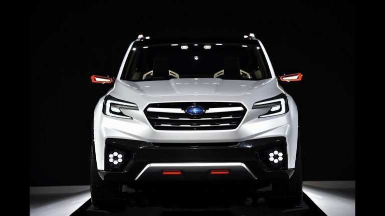 84 New Next Generation Subaru Forester 2019 Concept