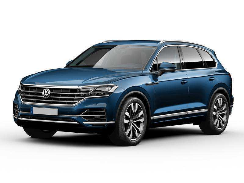 84 New Volkswagen 2019 Touareg Price New Review