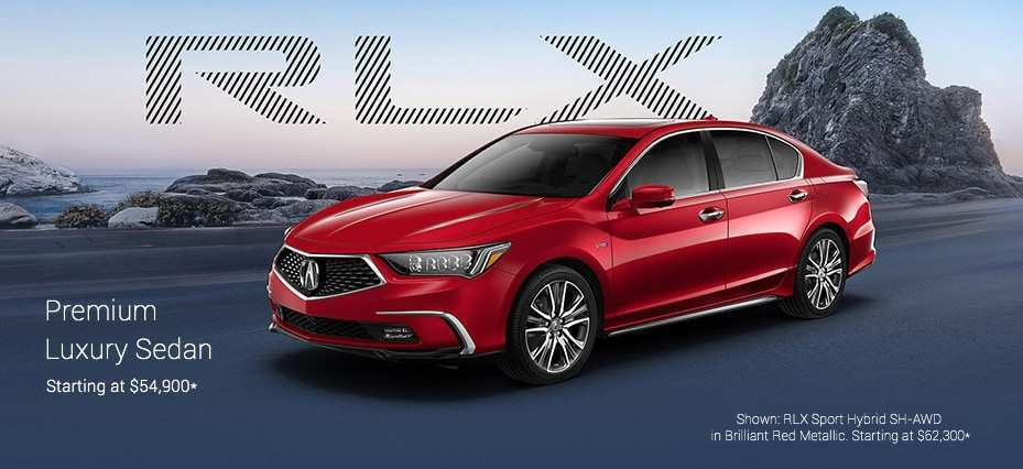 84 The 2019 Acura RLX Review