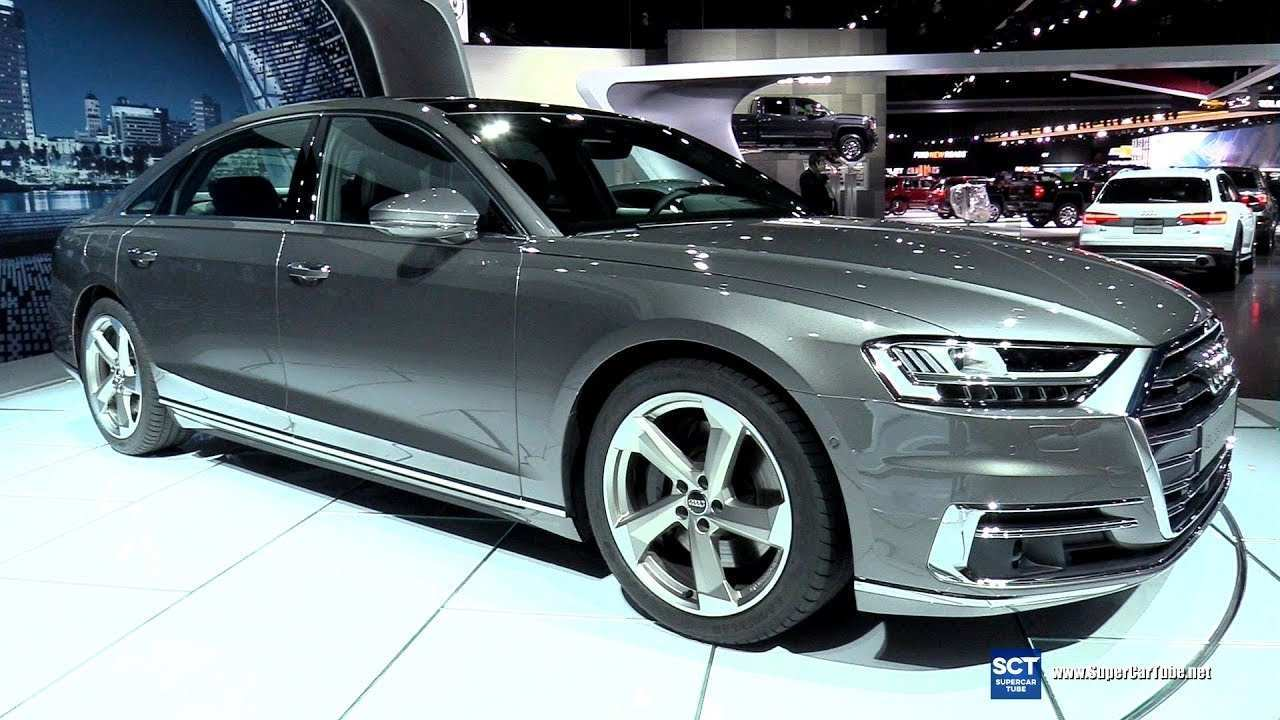84 The 2019 Audi A8 L In Usa Performance And New Engine